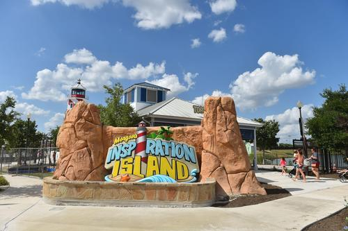 Picture of Inspiration Island