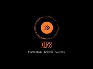 Tiger XLR8 logo