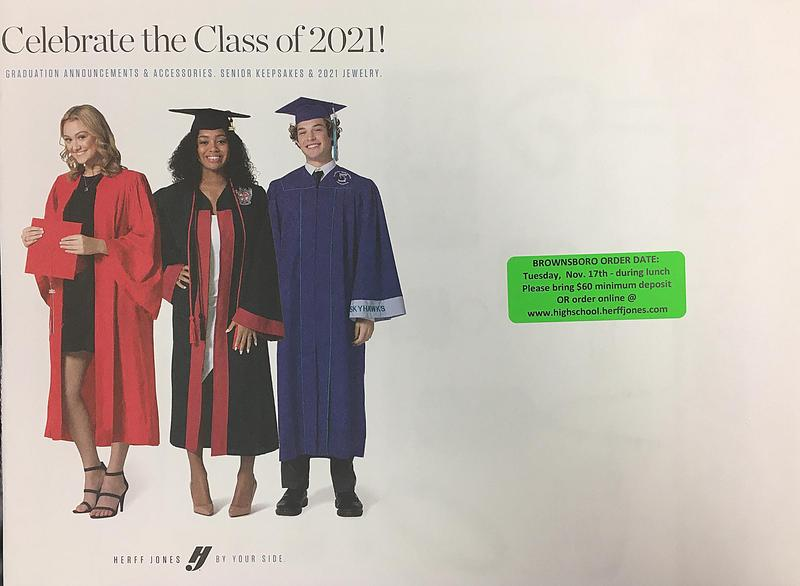 Cap, gown information released Featured Photo