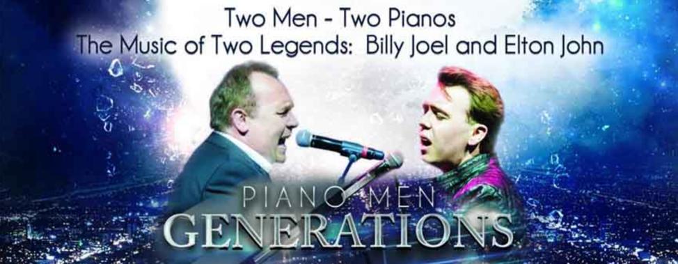 Piano Men Generations