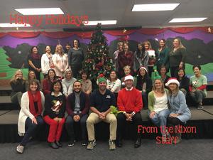 Nixon Staff