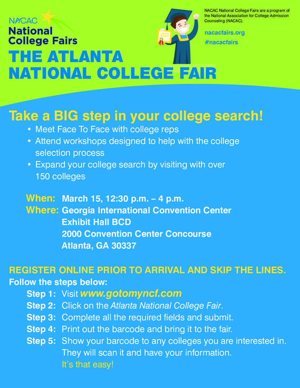 NACAC Flyer Page 1