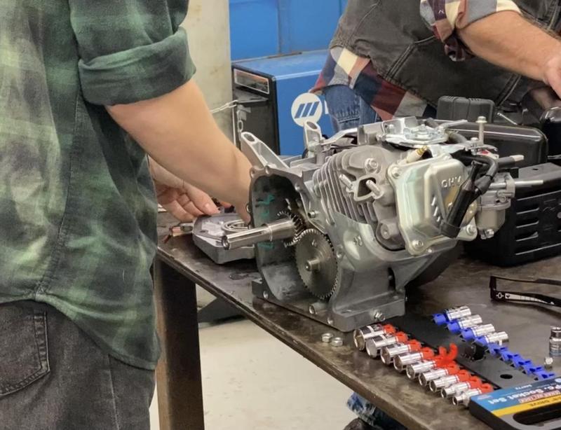 Small engine lipi