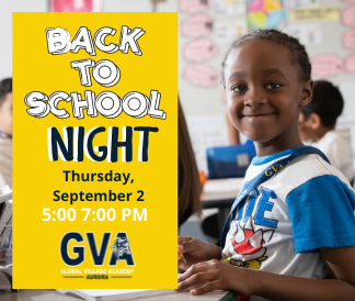 back to school night on Sept 2 from 5-7 pm