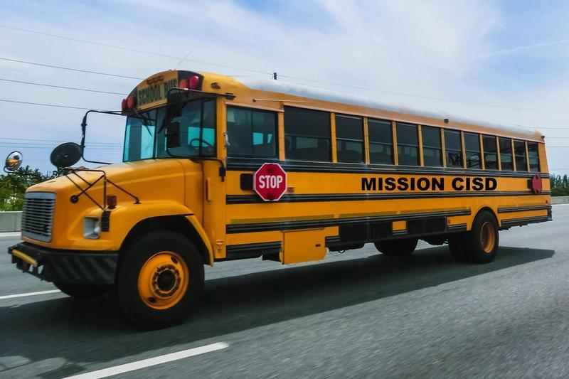 Mission CISD Bus Safety Rules Featured Photo