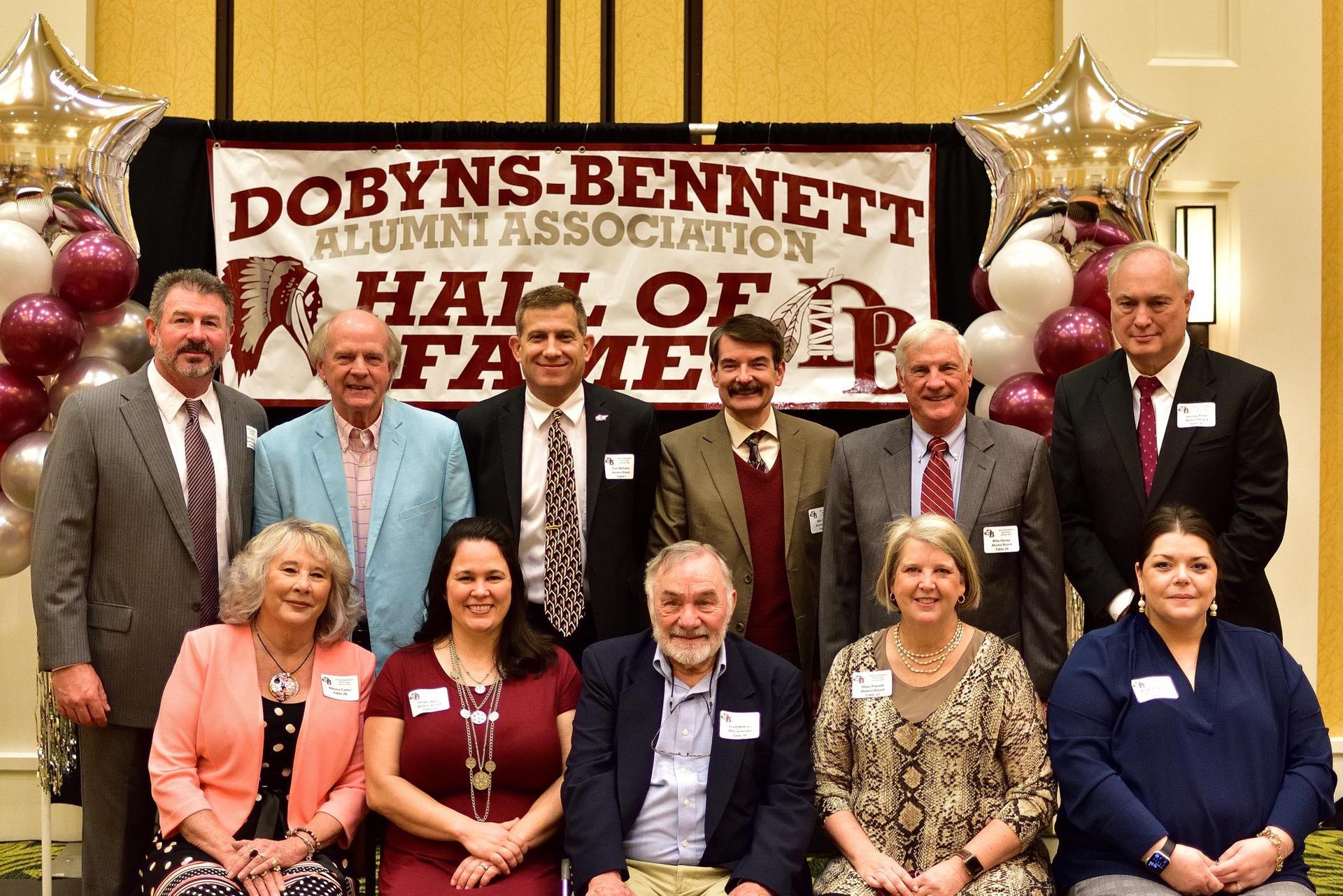 DBHS Alumni Board of Directors