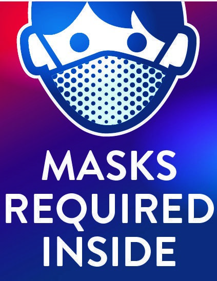 Face Masks are required indoors Featured Photo