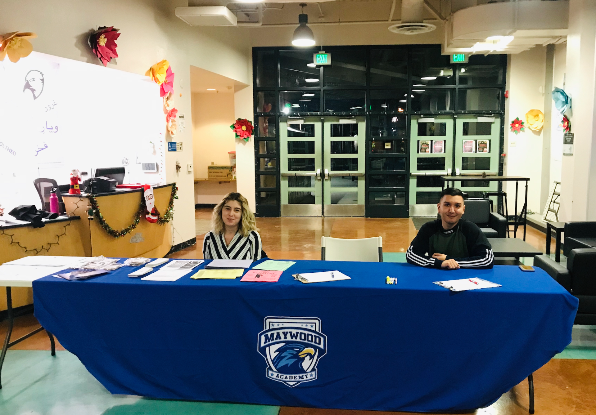 MAHS College & Career Parent Night