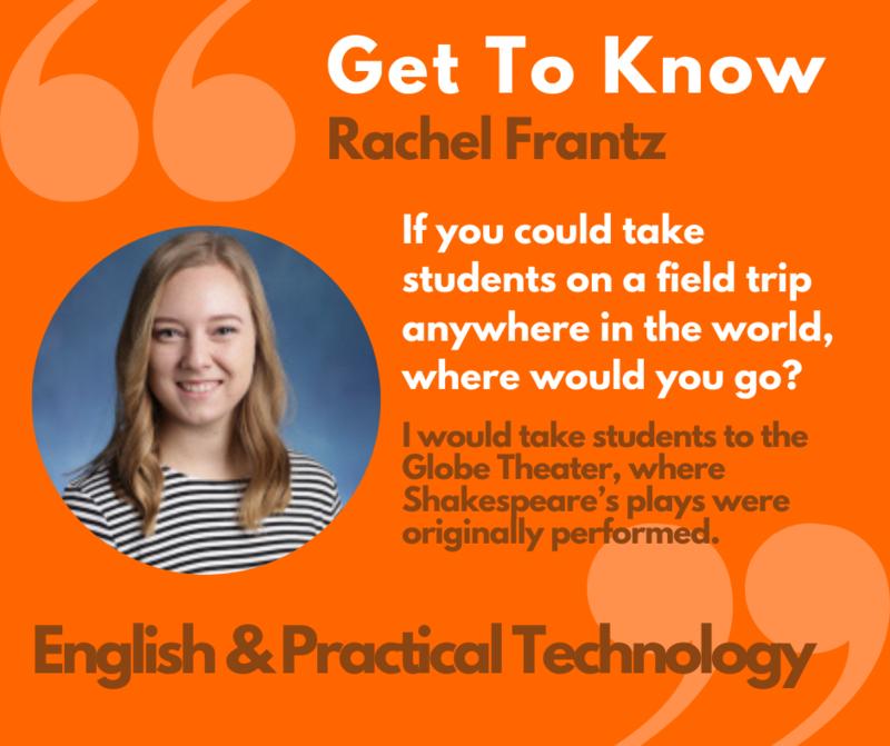 Rachel Frantz