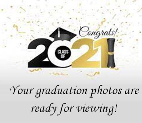 Class of 2021 Graduation photo info Featured Photo