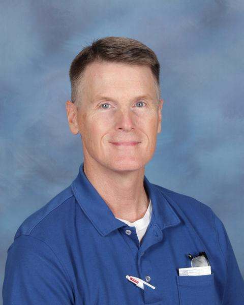 Tony Brown-Assistant Principal