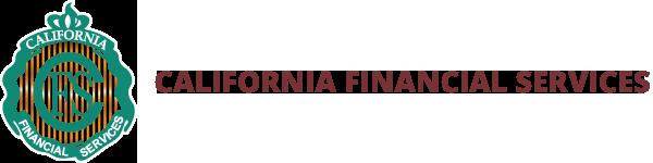 California Financial Services