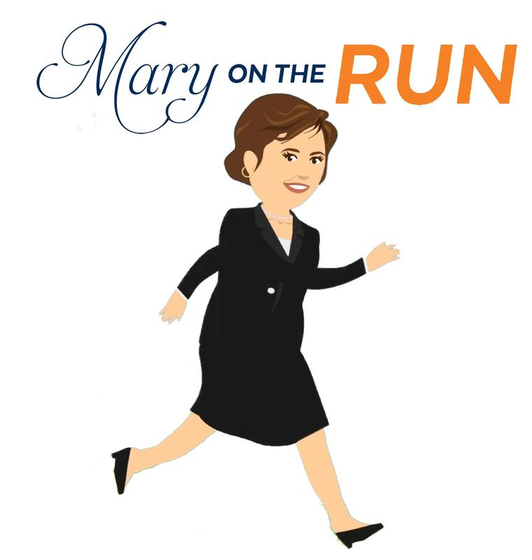 Mary on the Run logo