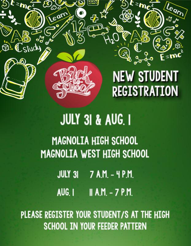 new student registration graphic