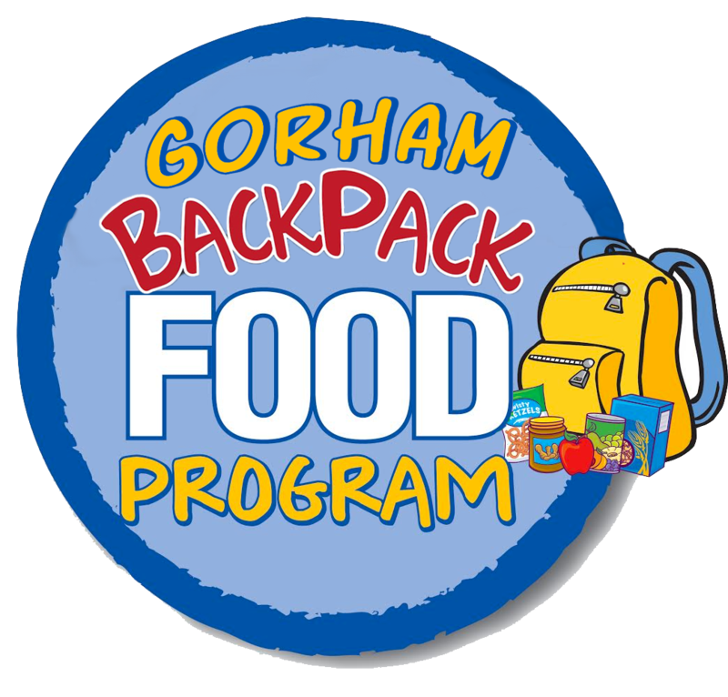 Gorham Schools Back Pack Program - Here to help during the government shutdown. Thumbnail Image