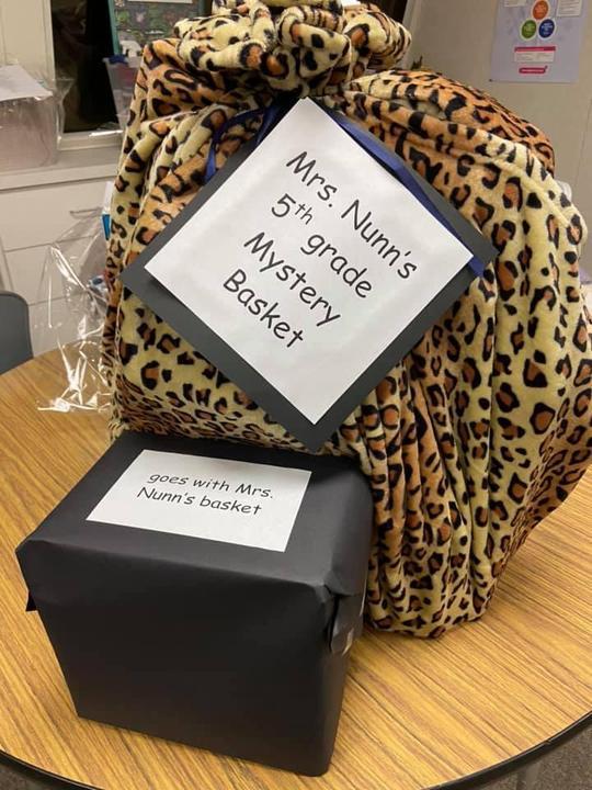 Mrs. Nunn's Basket