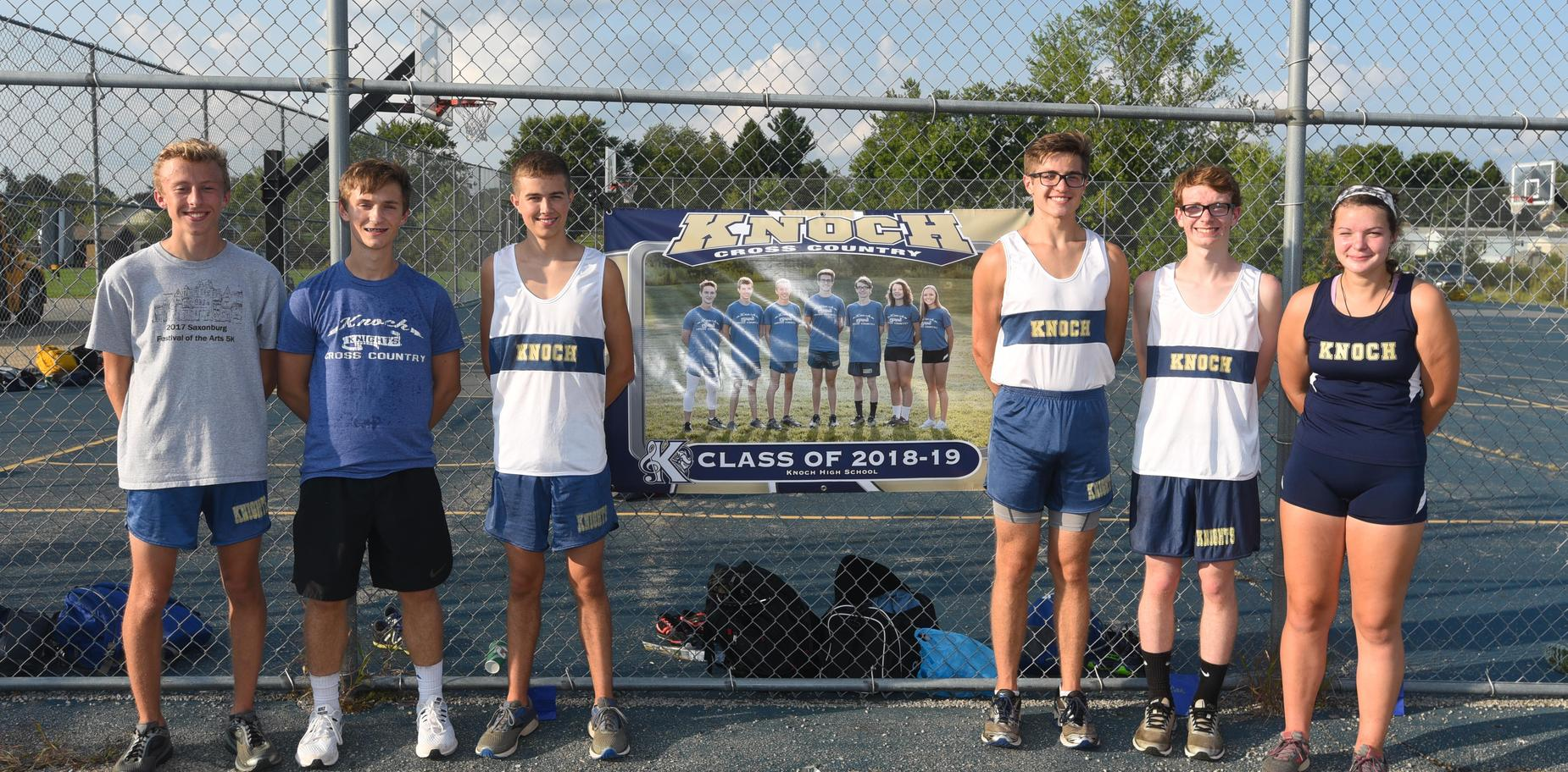 Knoch Cross Country Seniors