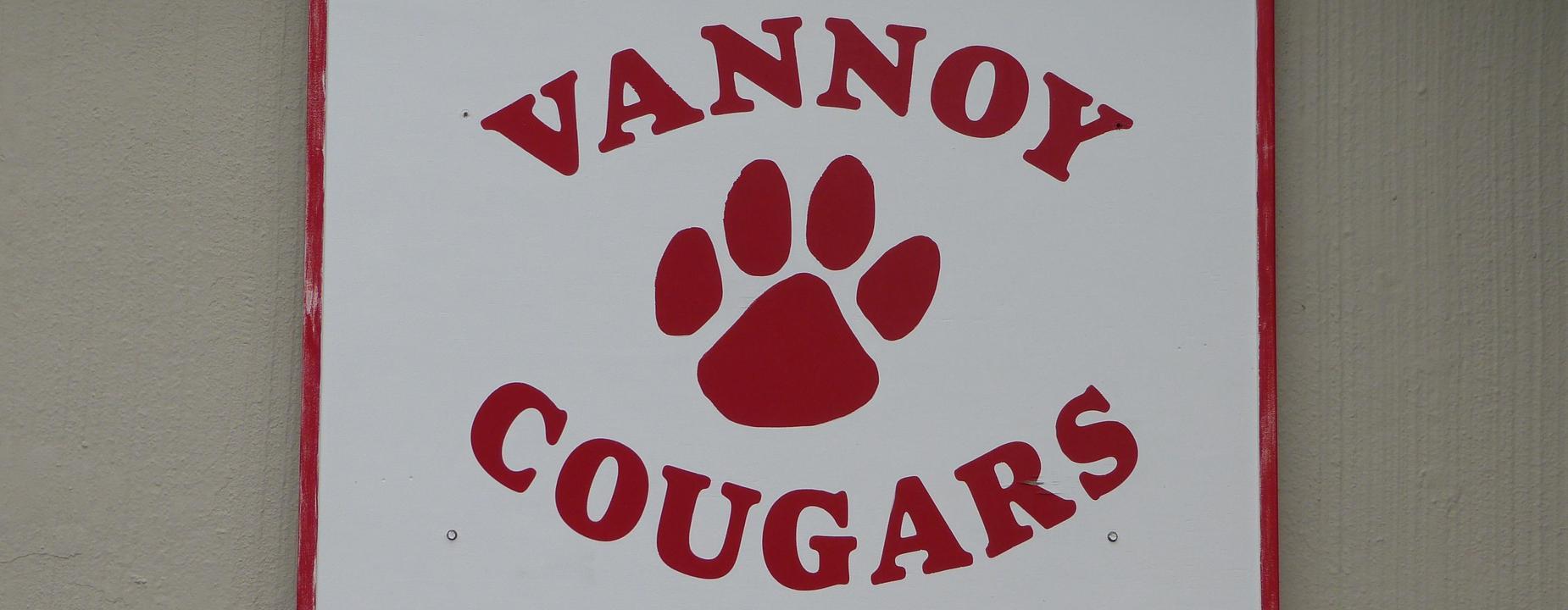 vannoy cougars logo