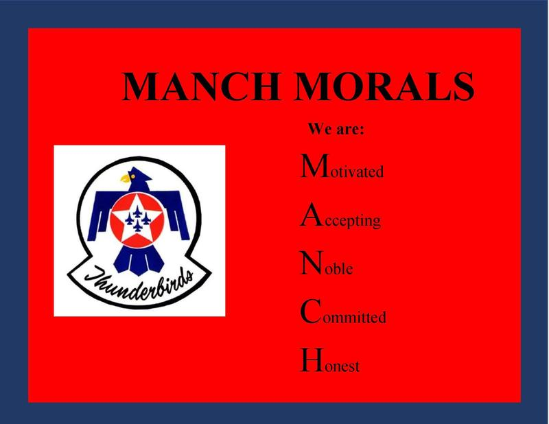 Manch is a PBIS School! Thumbnail Image