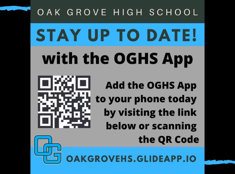 OGHS App - oakgrovehs.glideapp.io