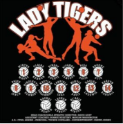 Lady Tiger Volleyball Shirts