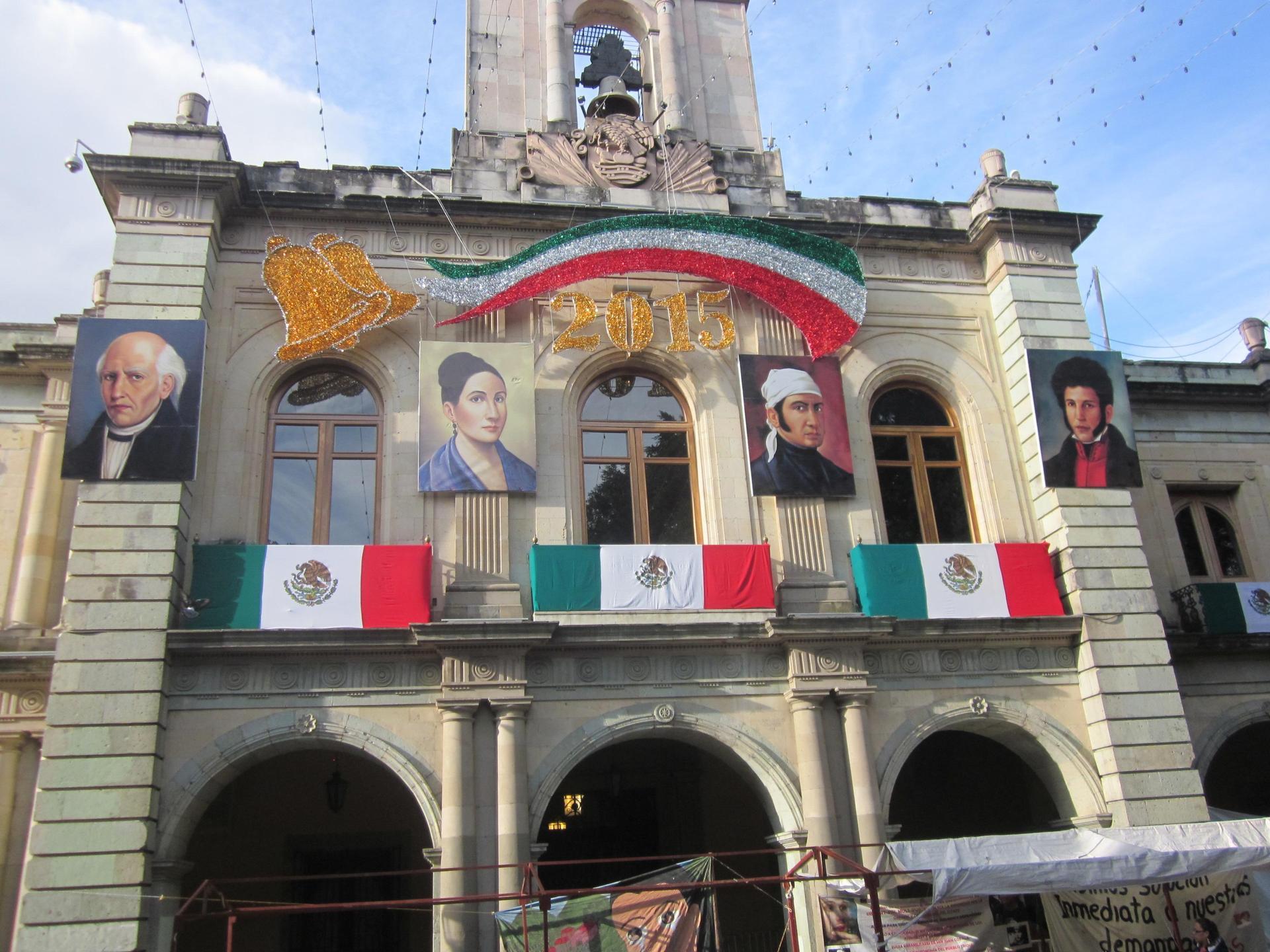 Iglesia en Mexico