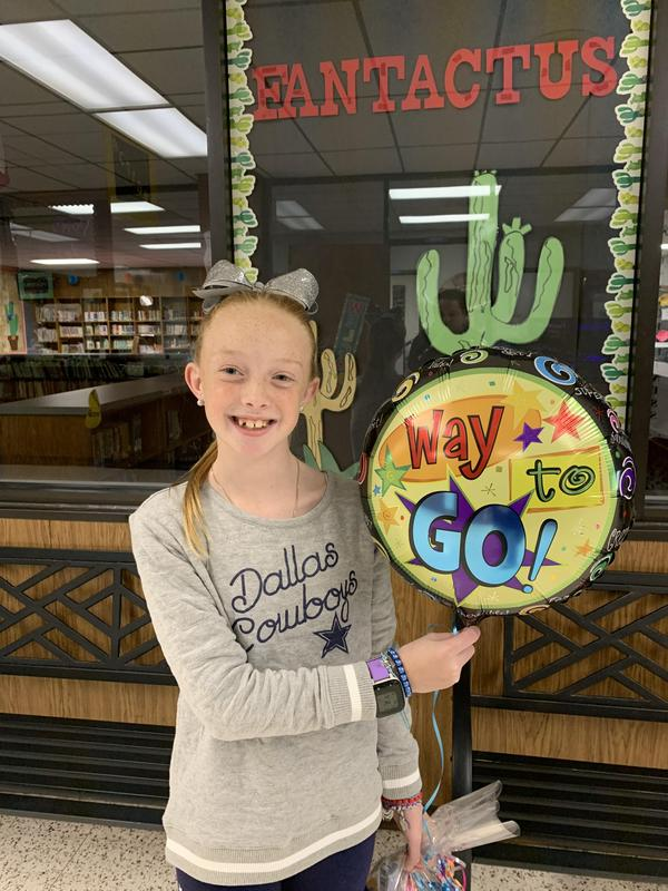 Armstrong Writing Contest Winner
