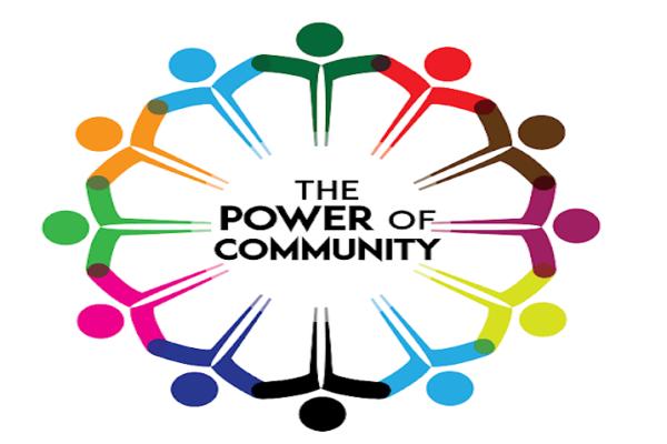Community resources symbol')