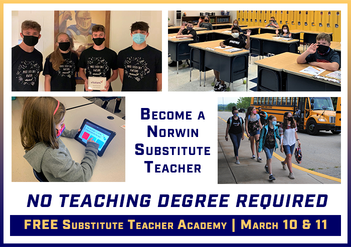 Substitute Academy