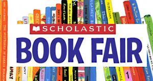 Scholastic book fair banner