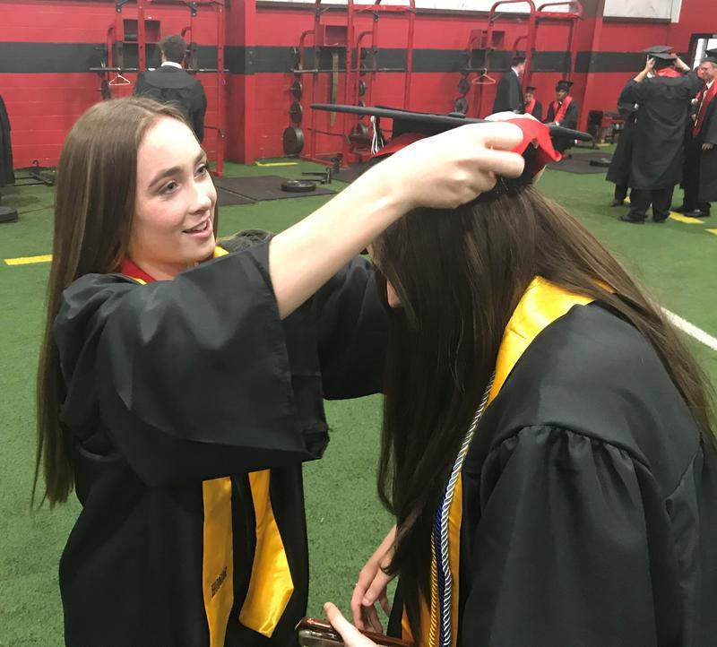 WLHS Graduation Photo