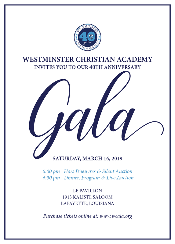 It's Time to Purchase Your Tickets to the WCA 40th Anniversary Gala Thumbnail Image