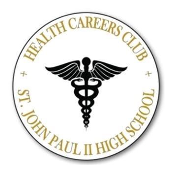 Health career logo