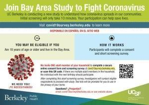UC Berkeley COVID-19 Study