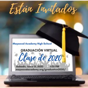 Graduation Invitation Spanish