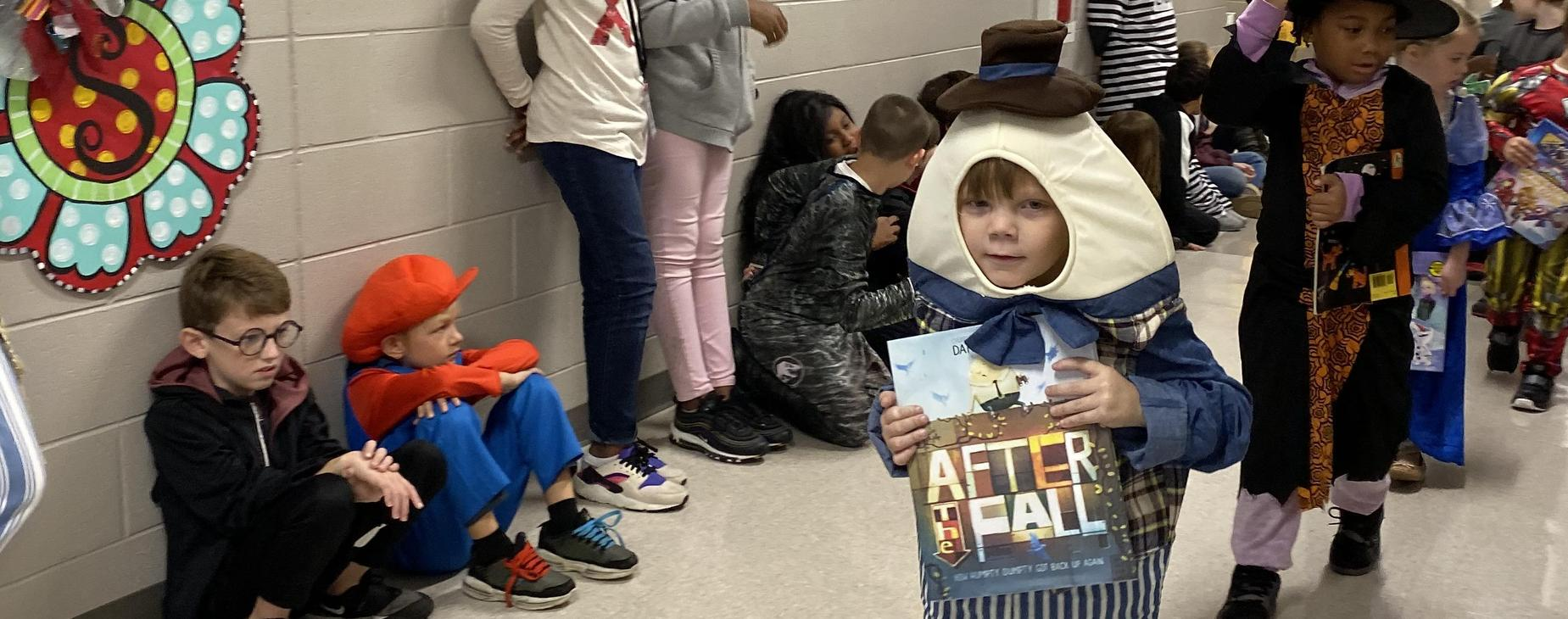 Book Character Parade 2
