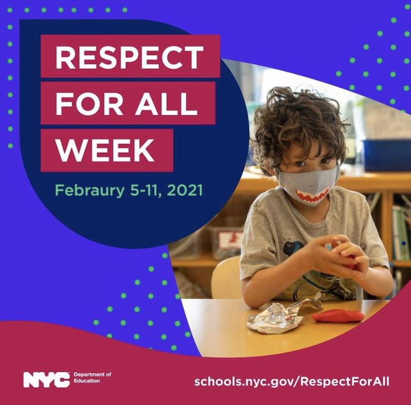 Respect For All Week-February 5-11, 2021 Featured Photo