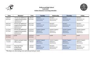 HHS Fall 2020 Online Class Schedule.jpg