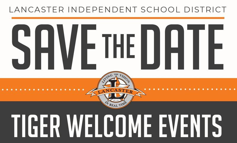 Lancaster ISD Shares Its Campus Tiger Welcome Events Thumbnail Image