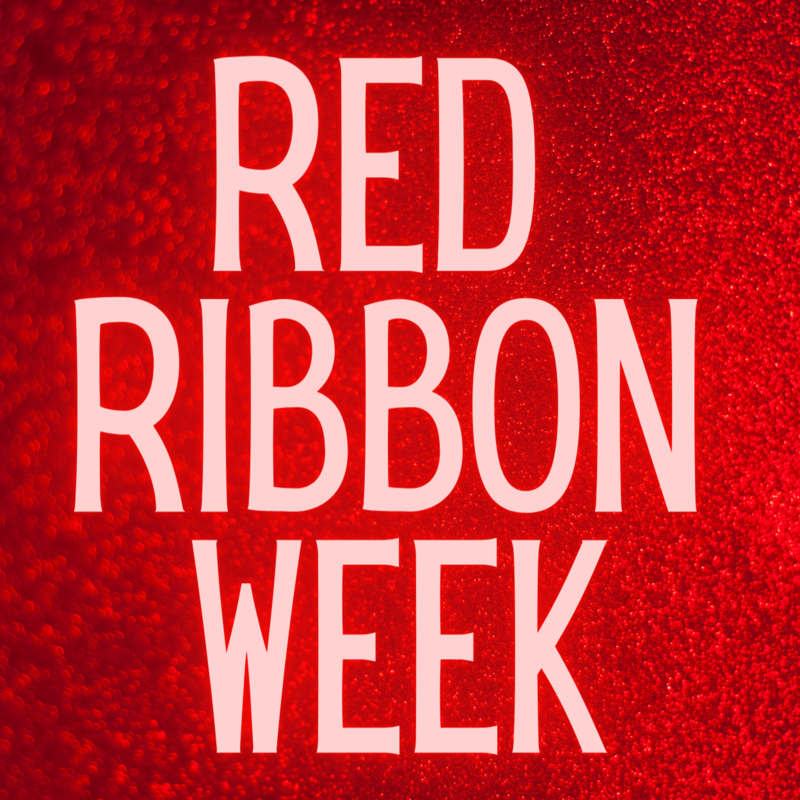 Red Ribbon Week, 10/26-30 Featured Photo