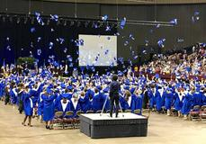 More than 400 students graduated from Brewer High School on May 24. Go Bears!