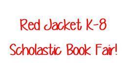 RJ Scholastic Book Fair