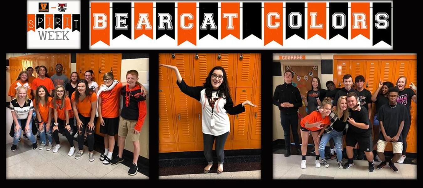 Bearcat Colors Day!
