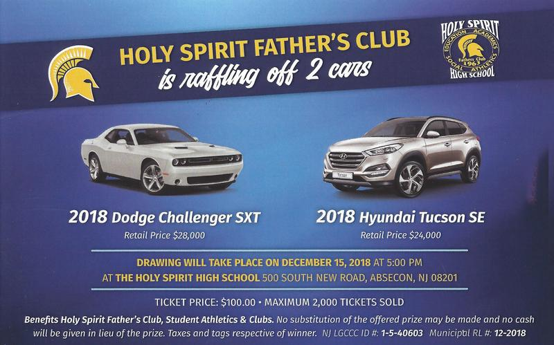 Last Chance To Get Your Fathers' Club Car Raffle Tickets! Featured Photo