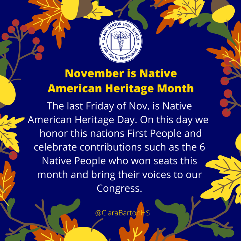Happy Native American Heritage Day! Featured Photo