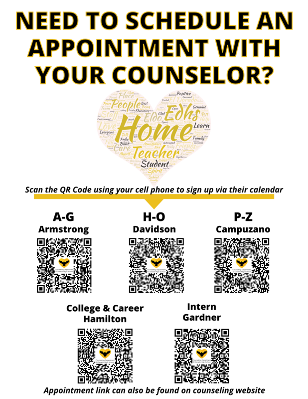 New Counseling QR Code