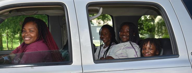 Summit Elementary Summer Send Off Parade 2020