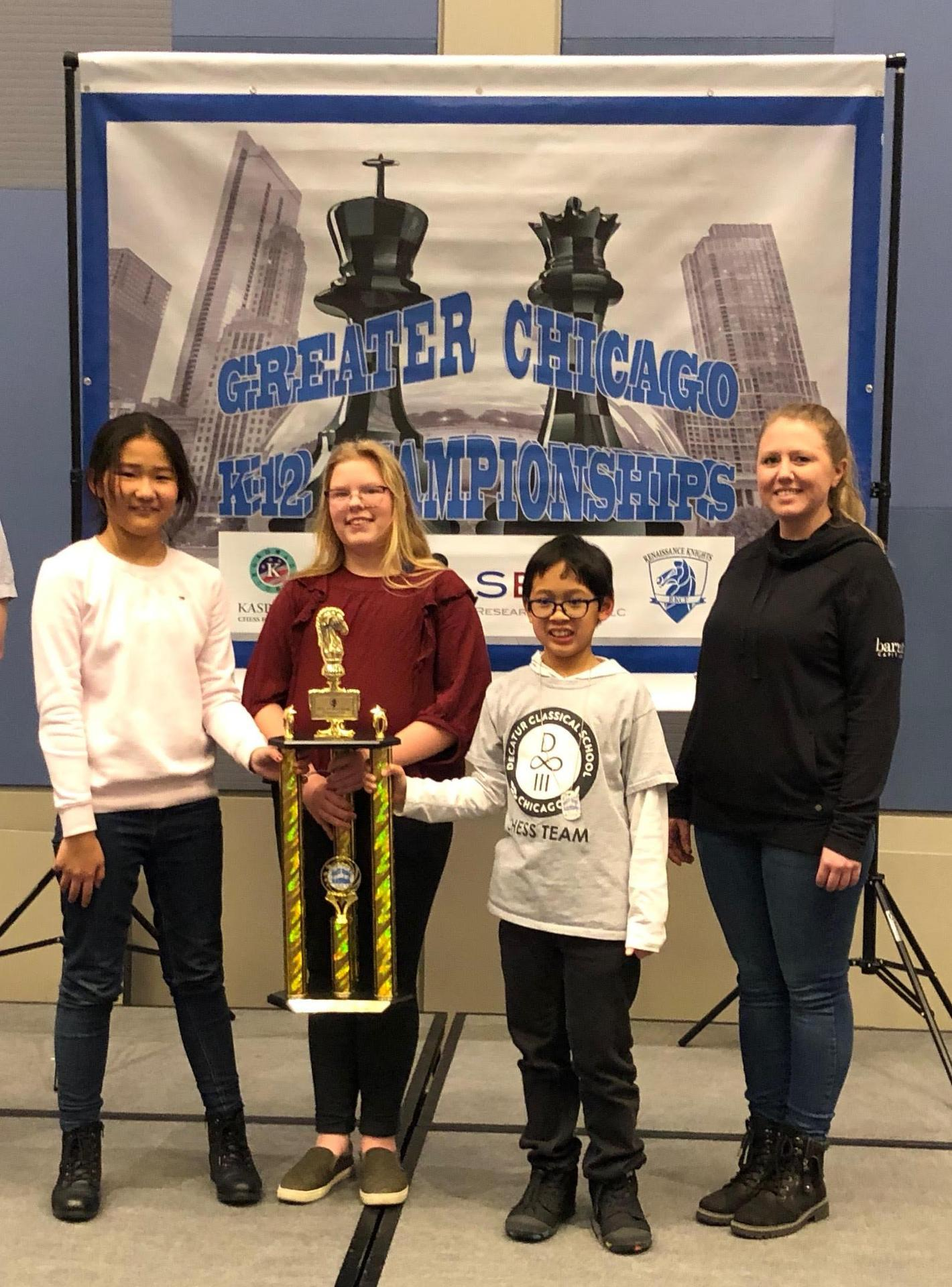 DCS Chess Team
