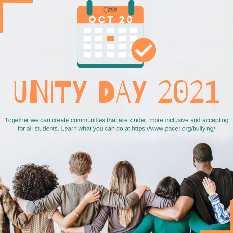 Unity Day Poster