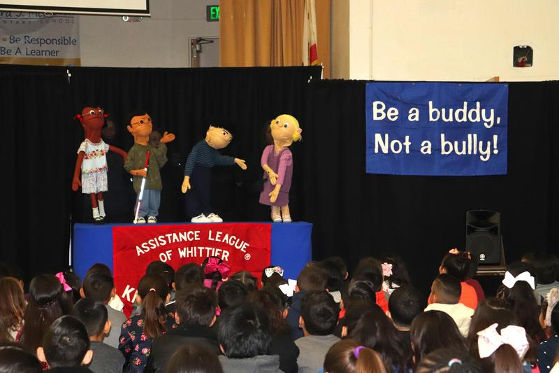 """Be A Buddy, Not A Bully"" Puppet Show Visits SWSD Schools Featured Photo"